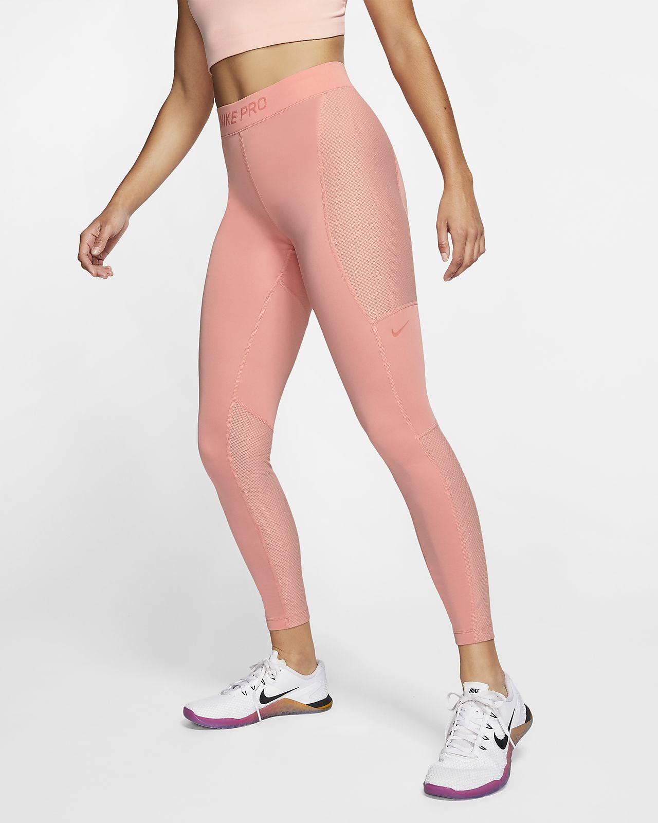 Legginsy damskie Nike Pro Warm