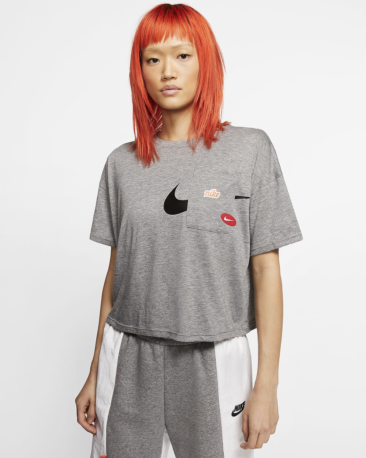 Nike Icon Clash Women's Short-Sleeve Training Top