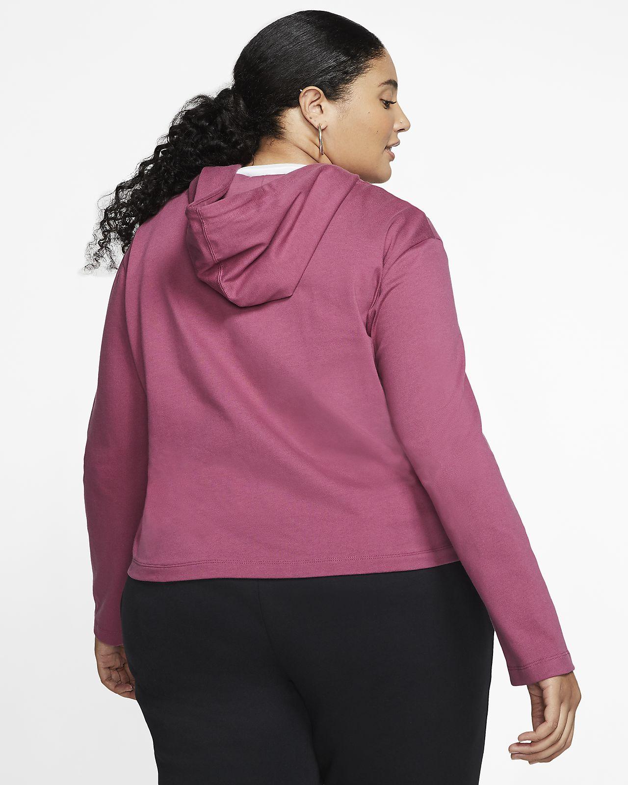 Nike Sportswear Women's Full Zip Hoodie (Plus Size)