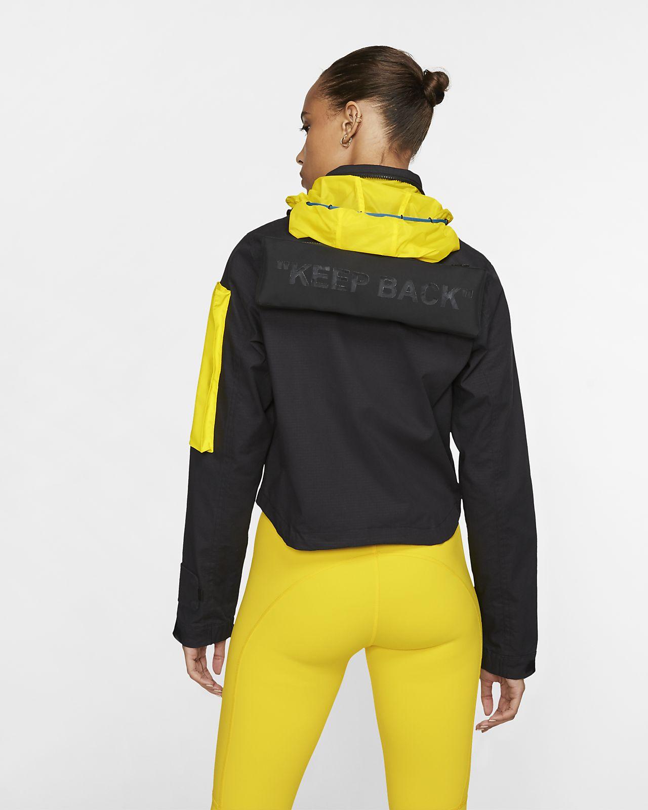 Nike x Off White Women's Running Jacket