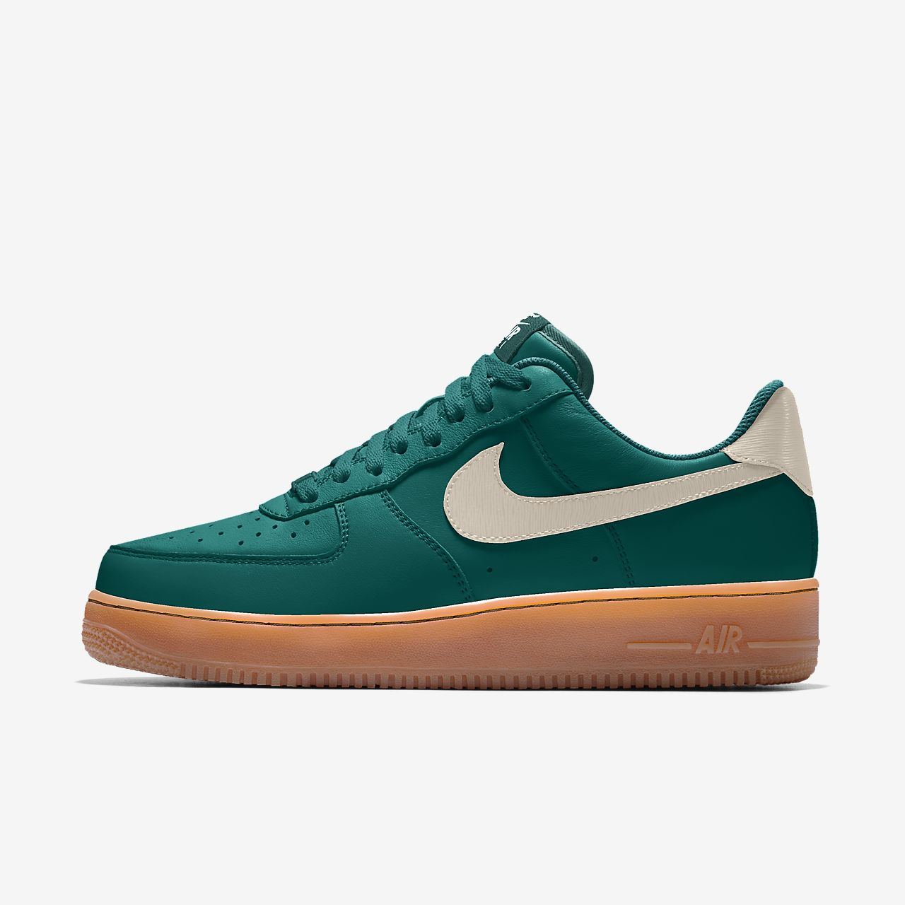 Chaussure personnalisable Nike Air Force 1 Low By You pour Femme