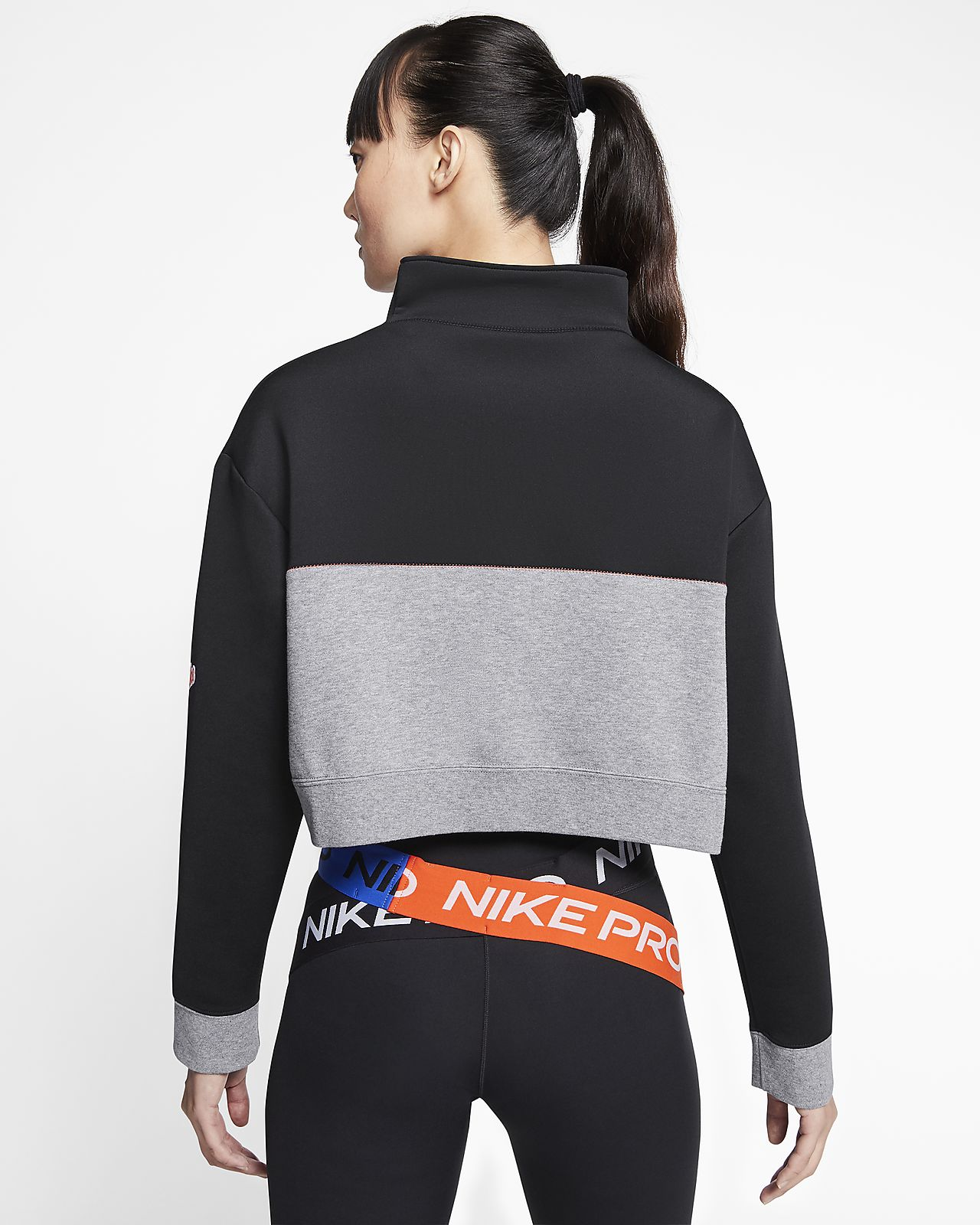 nike fleece 1/2 zip