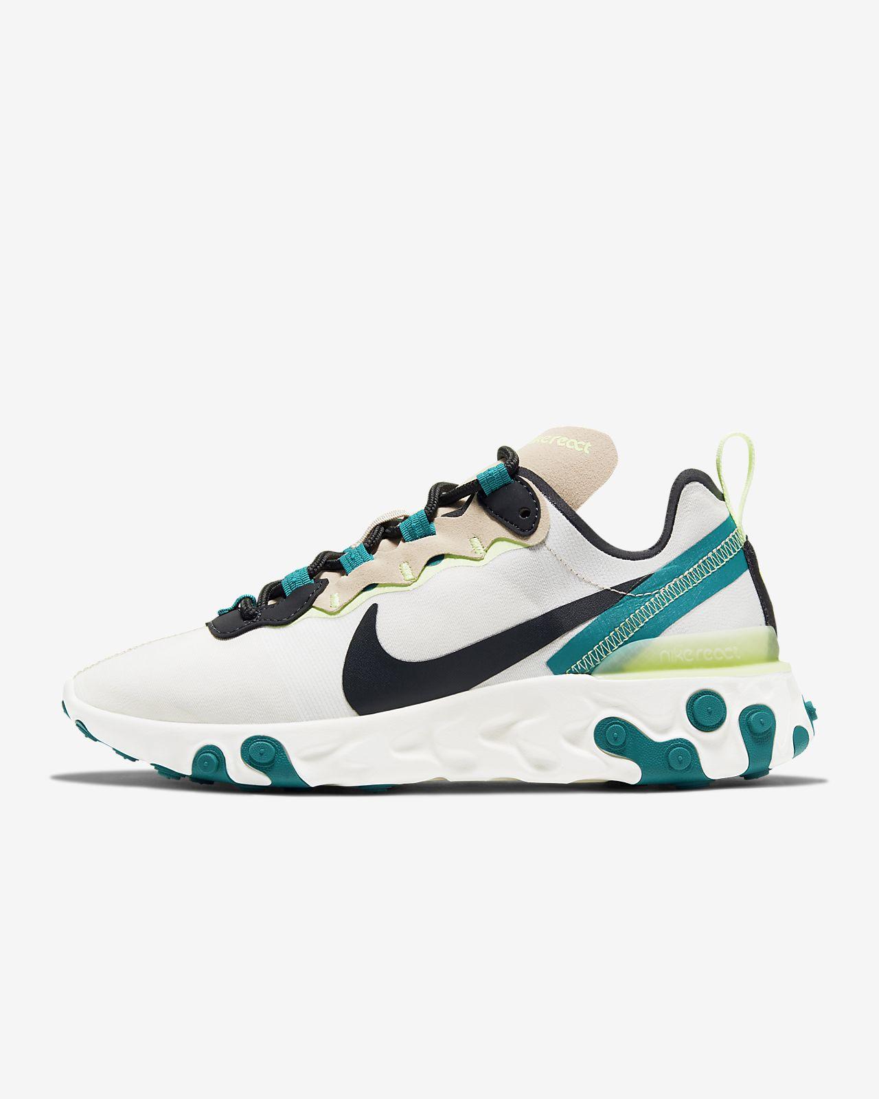 Scarpa Nike React Element 55 Donna