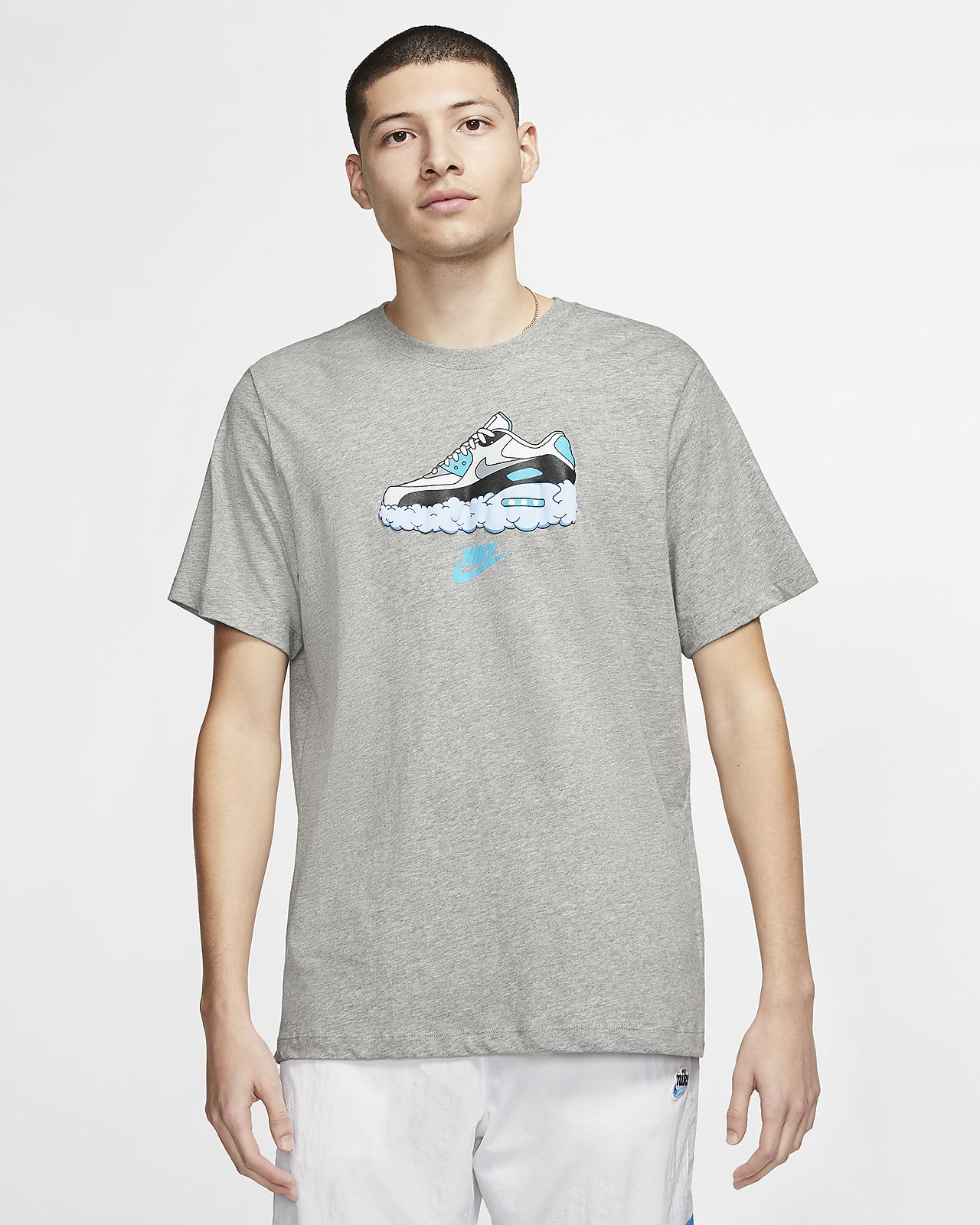 tee shirt nike air homme