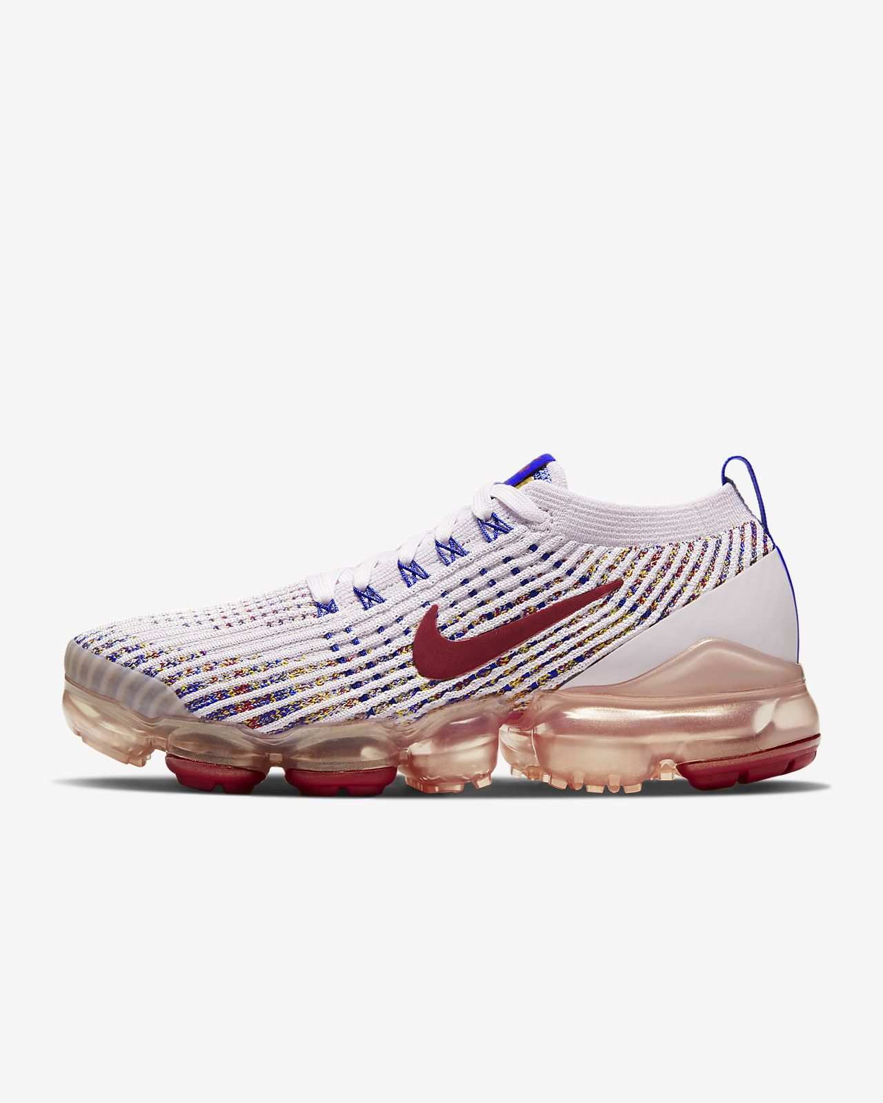 multiple colors sports shoes free shipping Nike Air VaporMax Flyknit 3 Women's Shoe. Nike IN