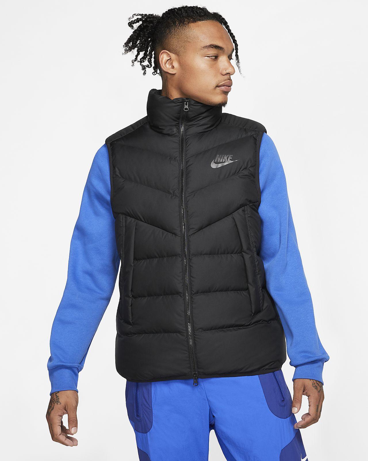 Nike Sportswear Bodywarmer met donsvulling voor heren
