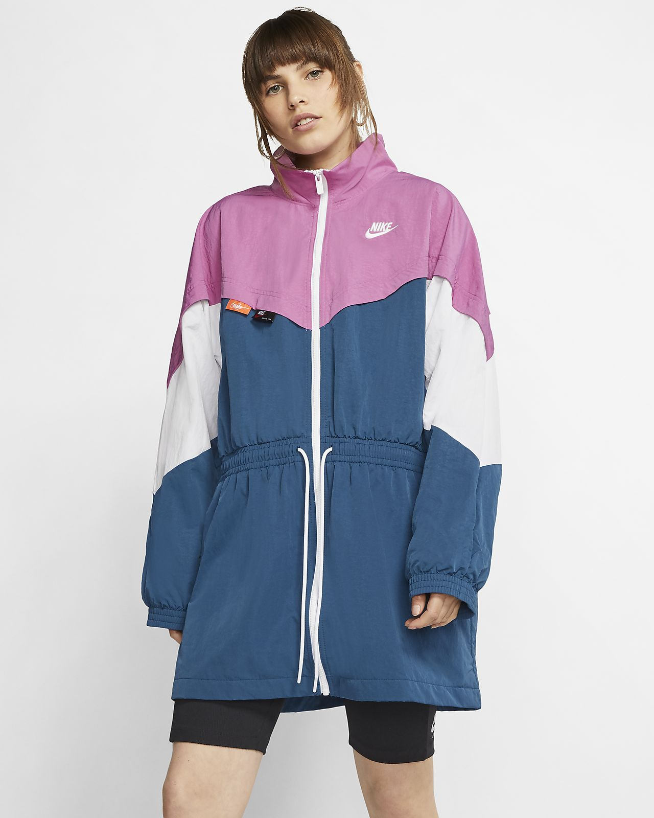 Nike Sportswear Icon Clash Women's Woven Track Jacket