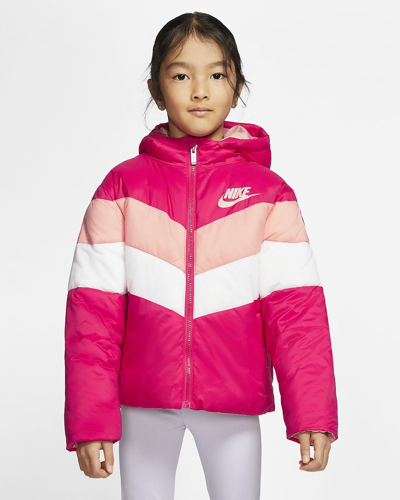 100% autentisk få nya bäst billig Nike dunjacka för barn. Nike SE