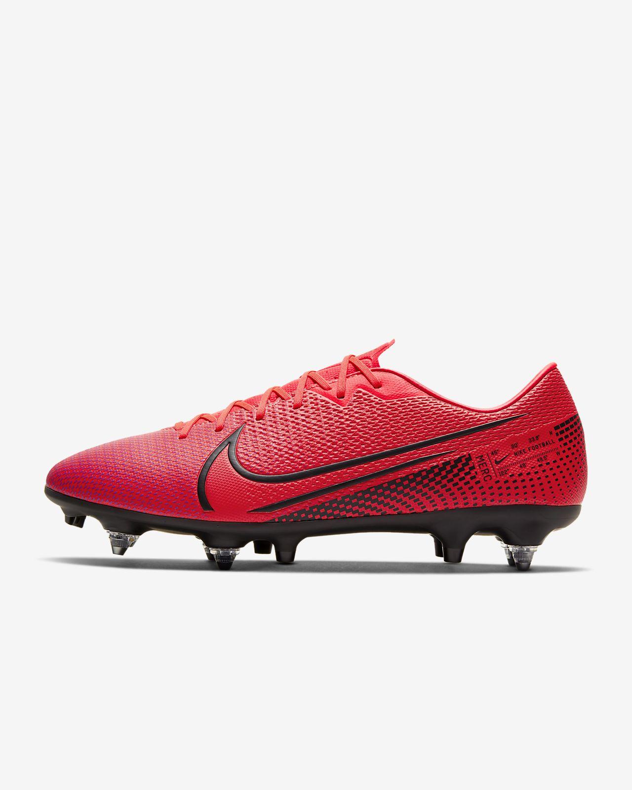 Scarpa da calcio per terreni morbidi Nike Mercurial Vapor 13 Academy SG PRO Anti Clog Traction