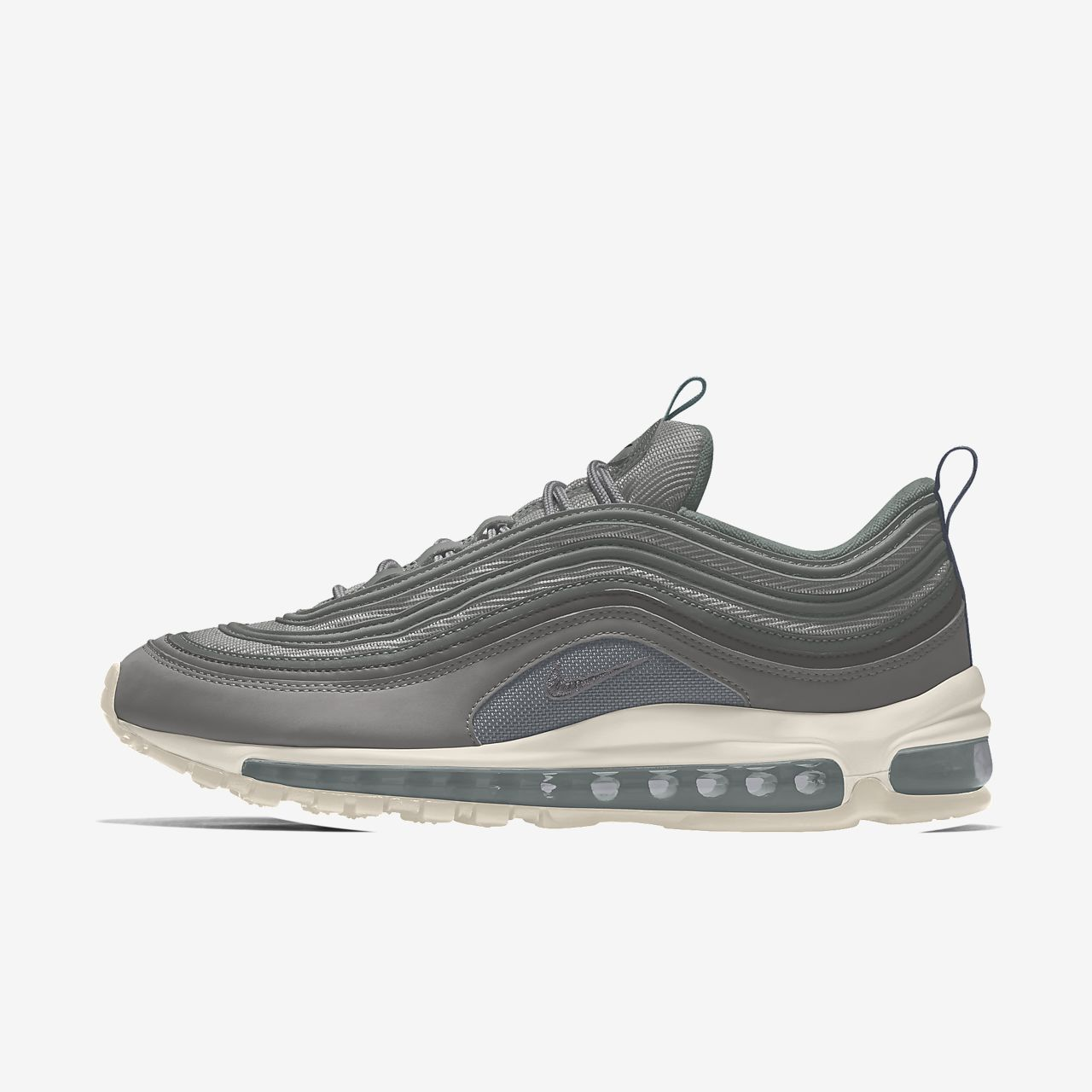 Chaussure personnalisable Nike Air Max 97 By You pour Femme