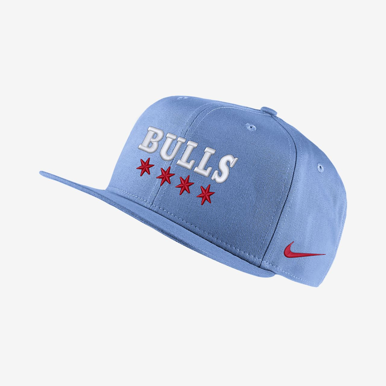 Gorra ajustable Nike Pro NBA Bulls City Edition