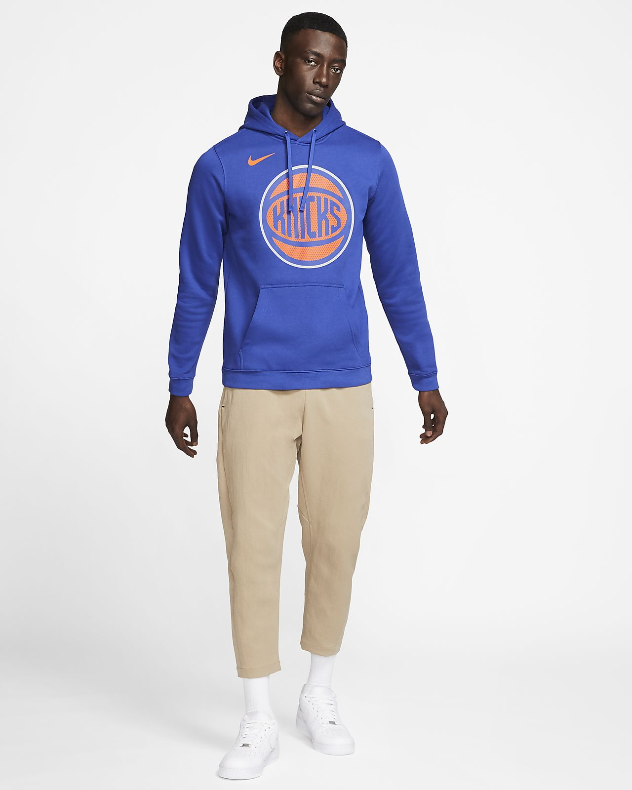 New York Knicks Nike Men's NBA Hoodie