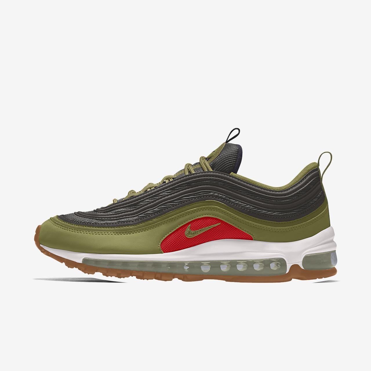 Calzado para mujer personalizado Nike Air Max 97 By You