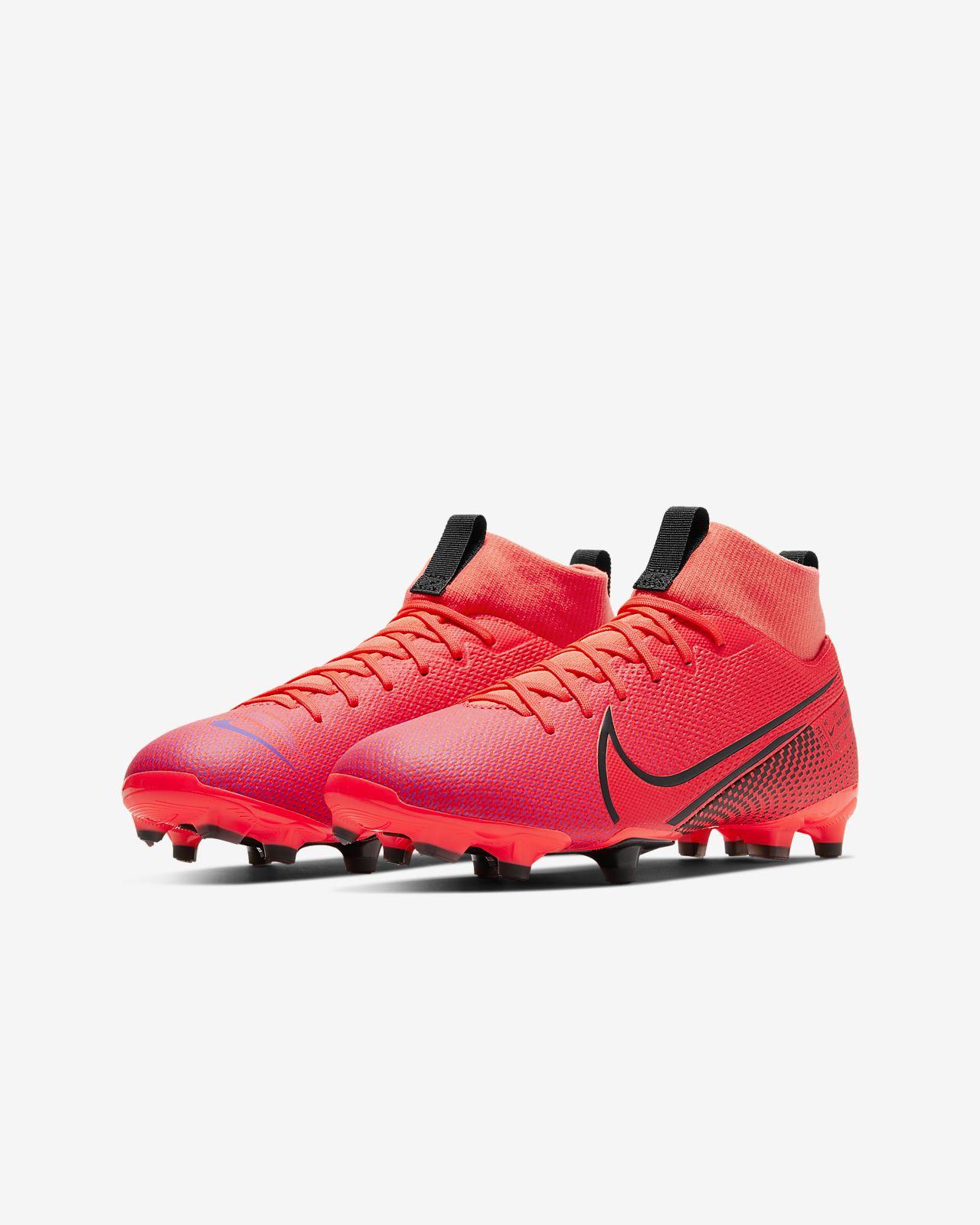 Scarpa da calcio multiterreno Nike Jr. Mercurial Superfly 7 Academy MG Bambini