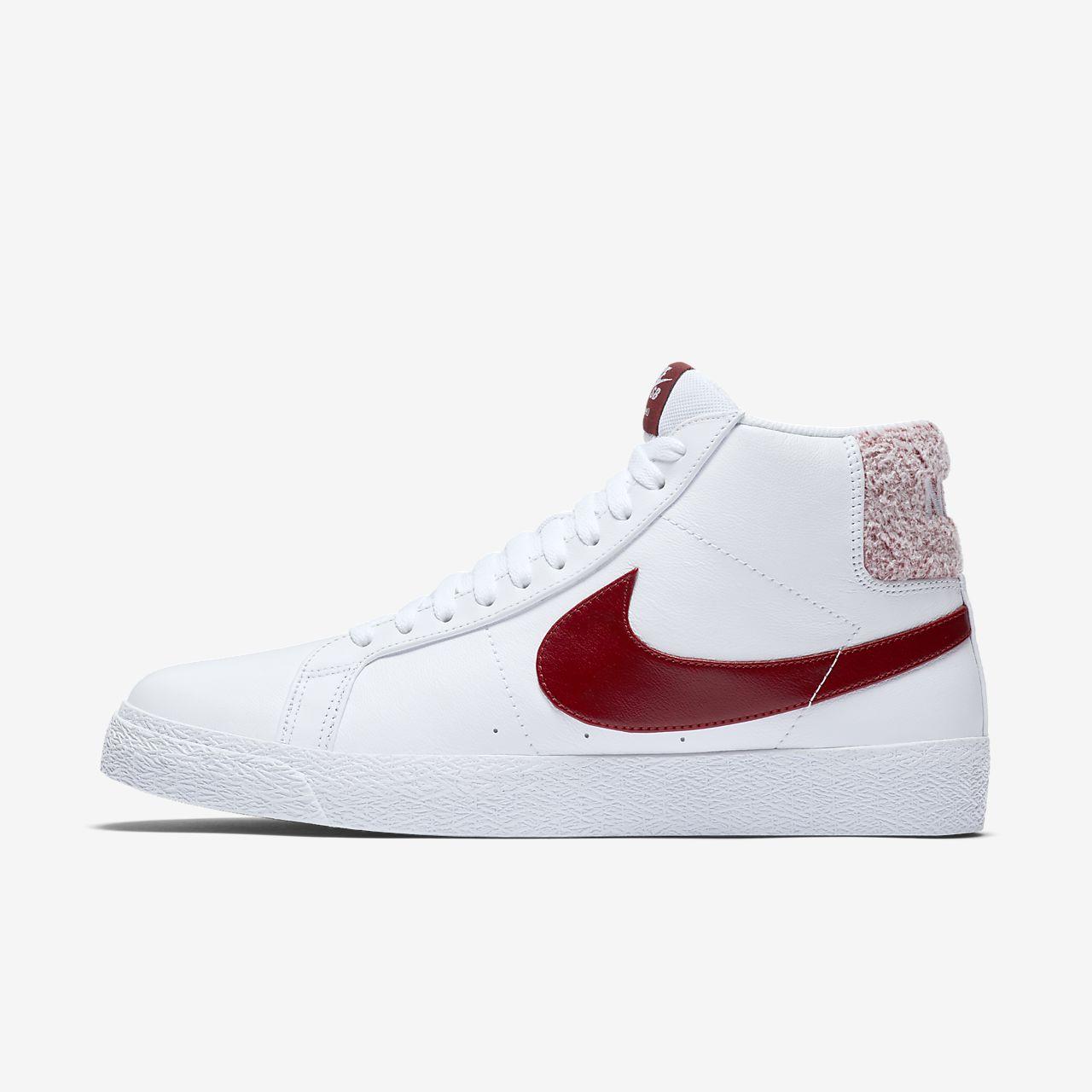 Обувь для скейтбординга Nike SB Zoom Blazer Mid Premium