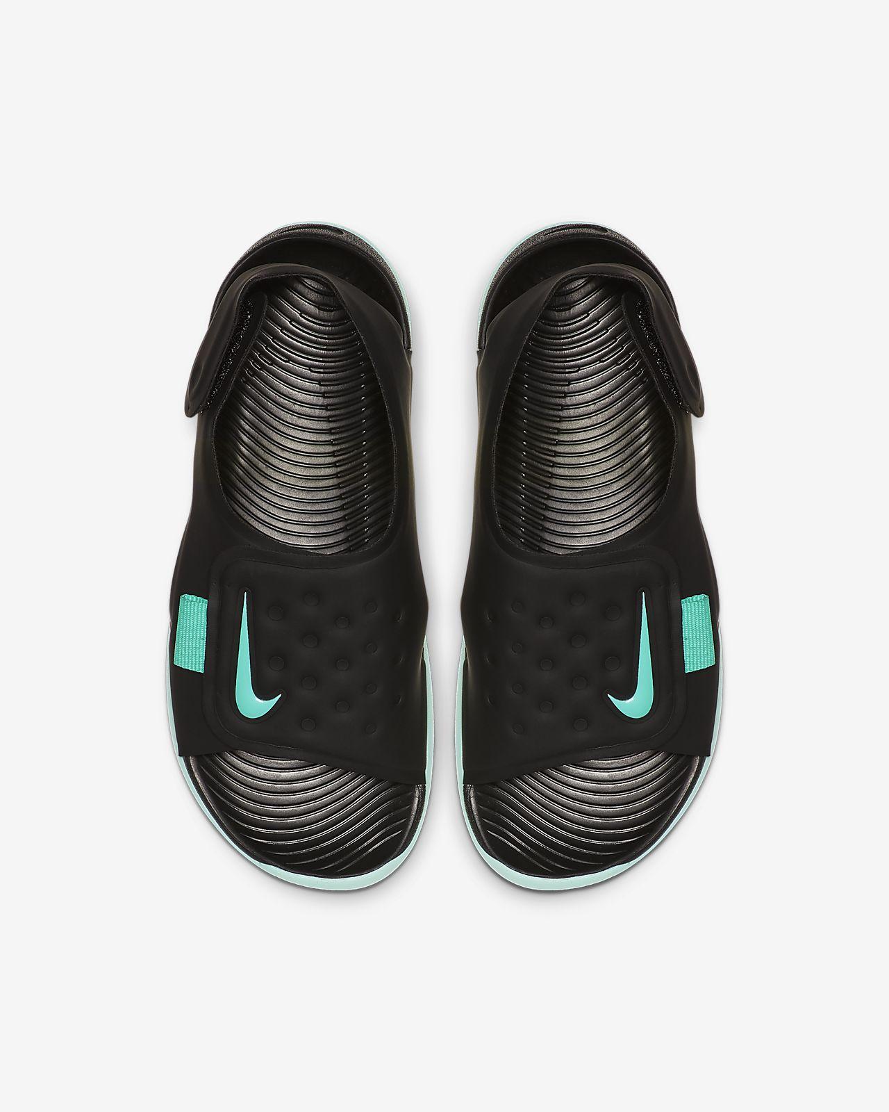 752fe91f5 Nike Sunray Adjust 5 Younger Older Kids  Sandal. Nike.com BE