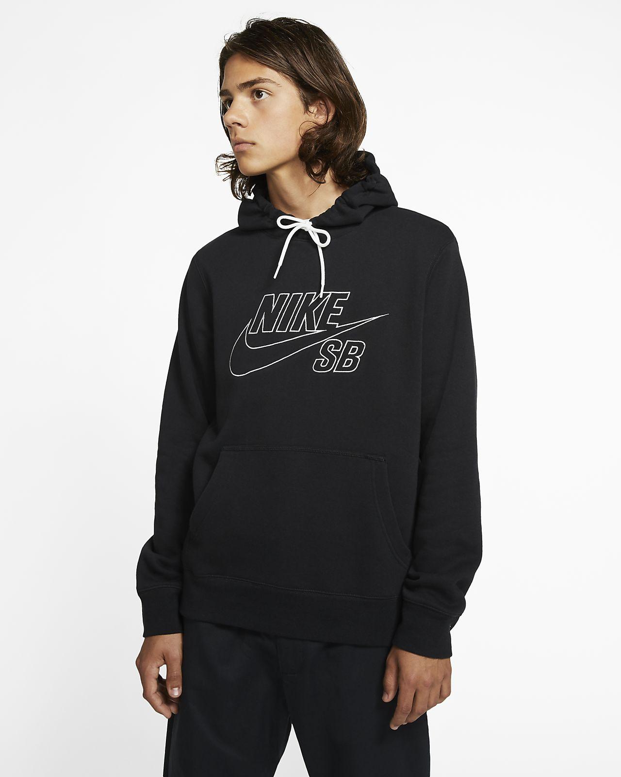 Nike SB Men's Pullover Skate Hoodie