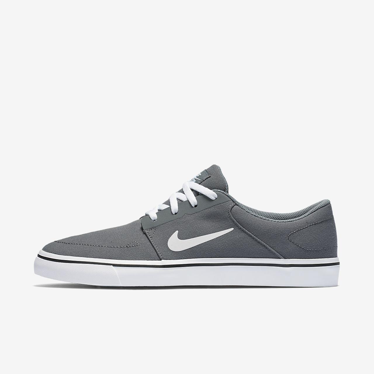 ... Nike SB Portmore Canvas Men's Skateboarding Shoe