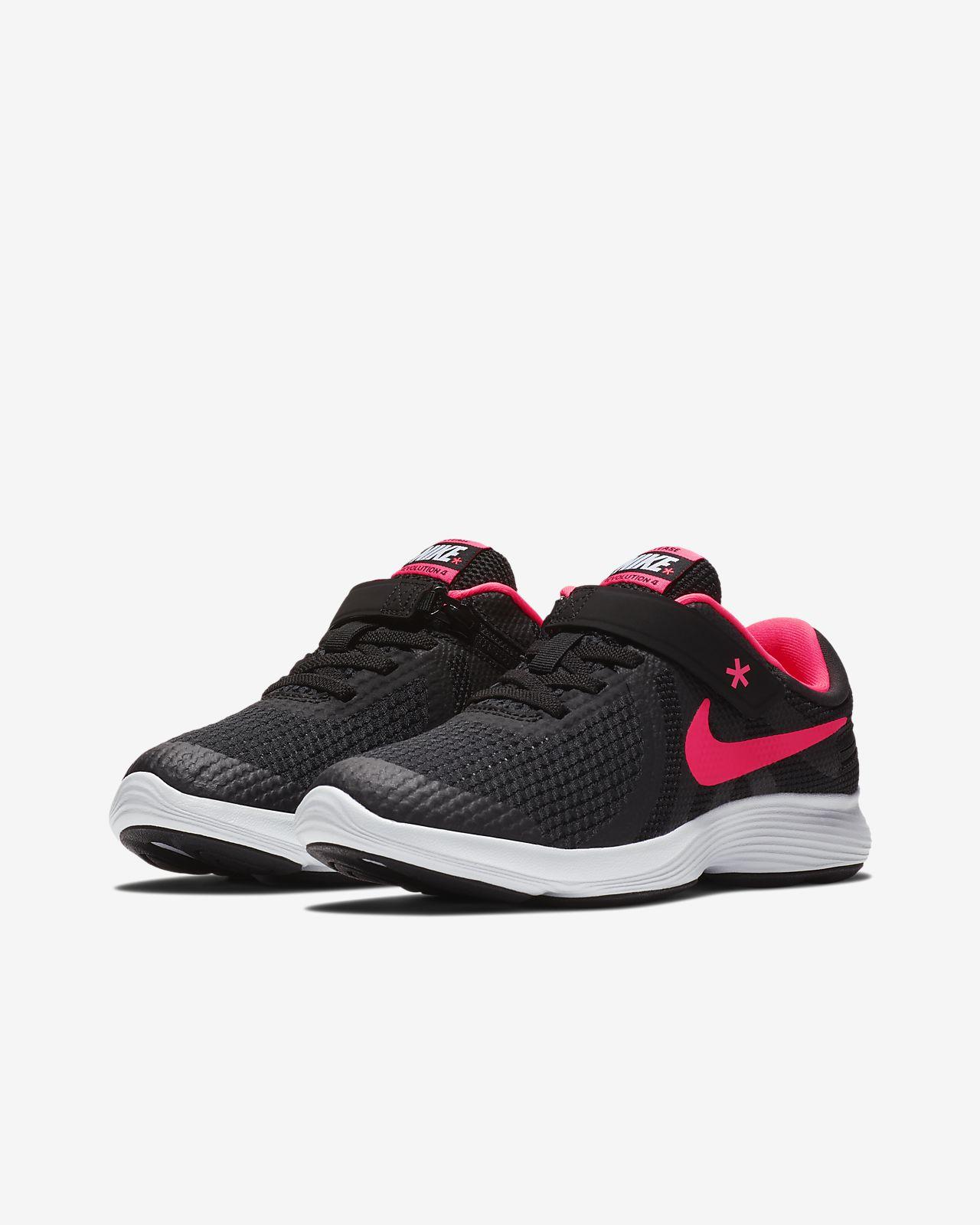 60e30ed159e0 Nike Revolution 4 FlyEase Big Kids  Running Shoe. Nike.com