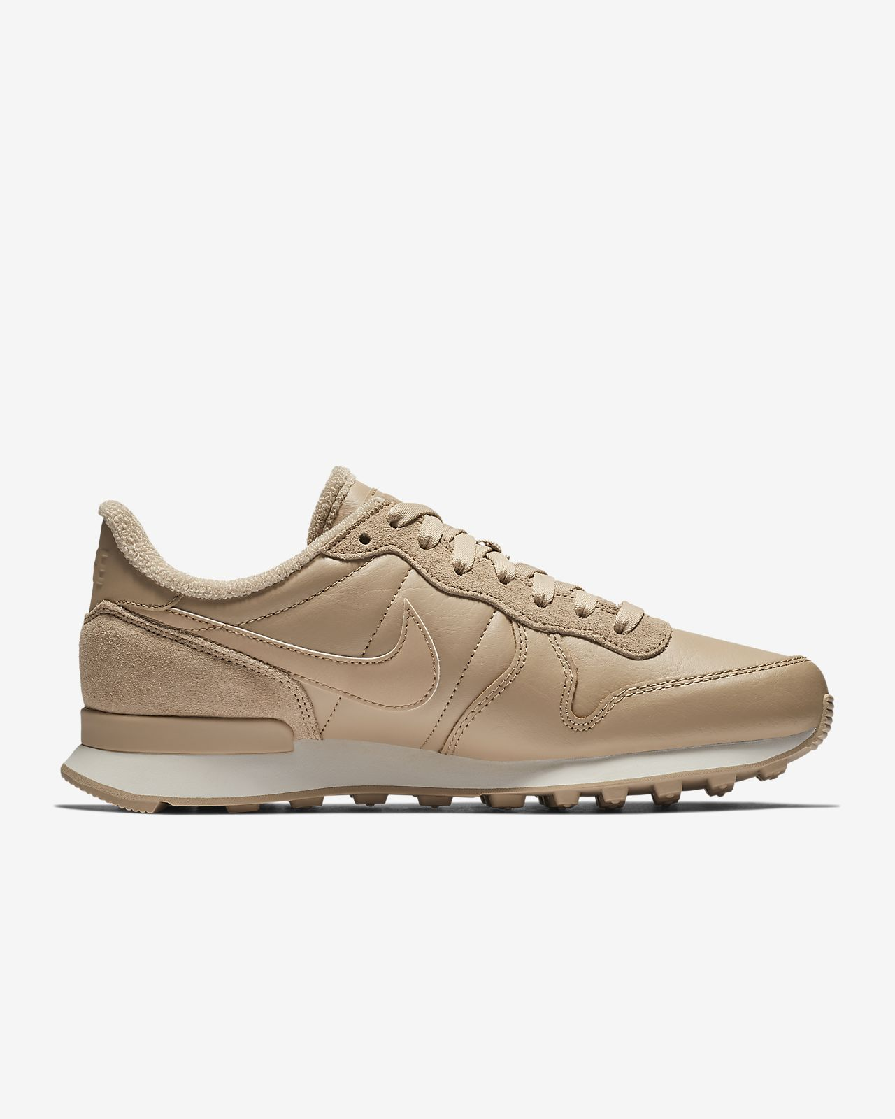 nike internationalist heren leer