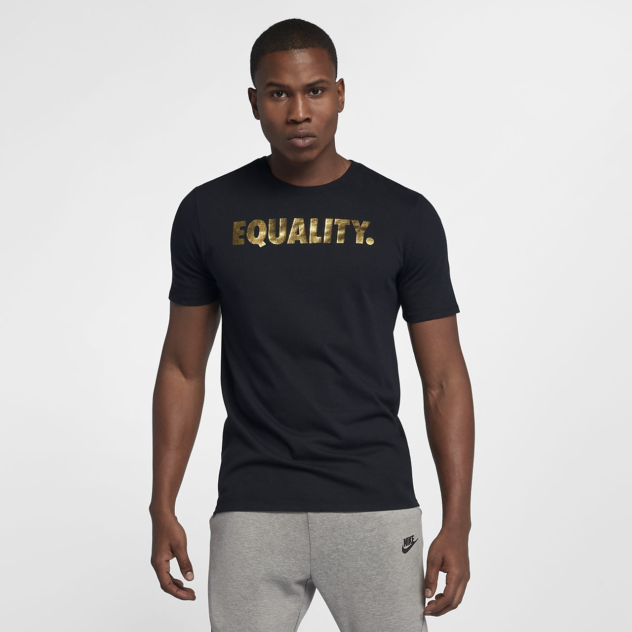 Nike equality men 39 s t shirt for Men s basketball t shirts