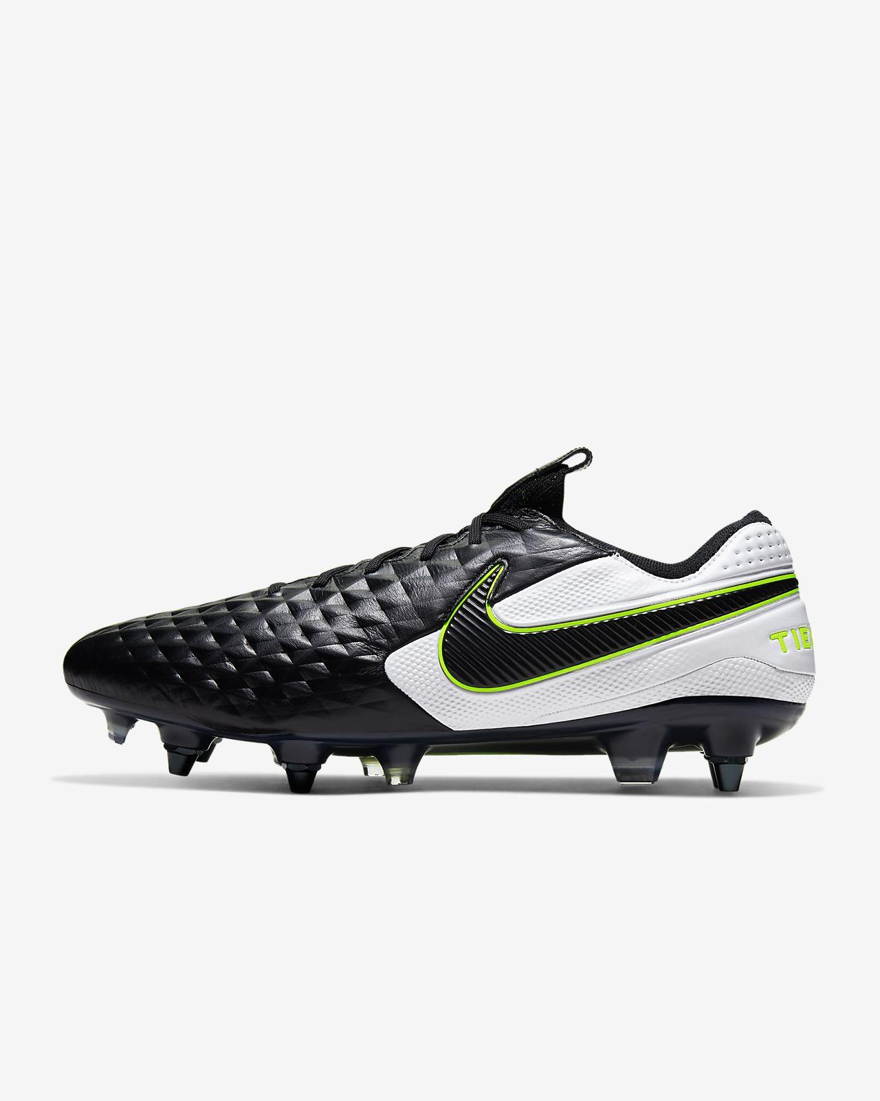 Nike Tiempo Legend 8 Elite SG-PRO Anti-Clog Traction Soft-Ground Football Boot