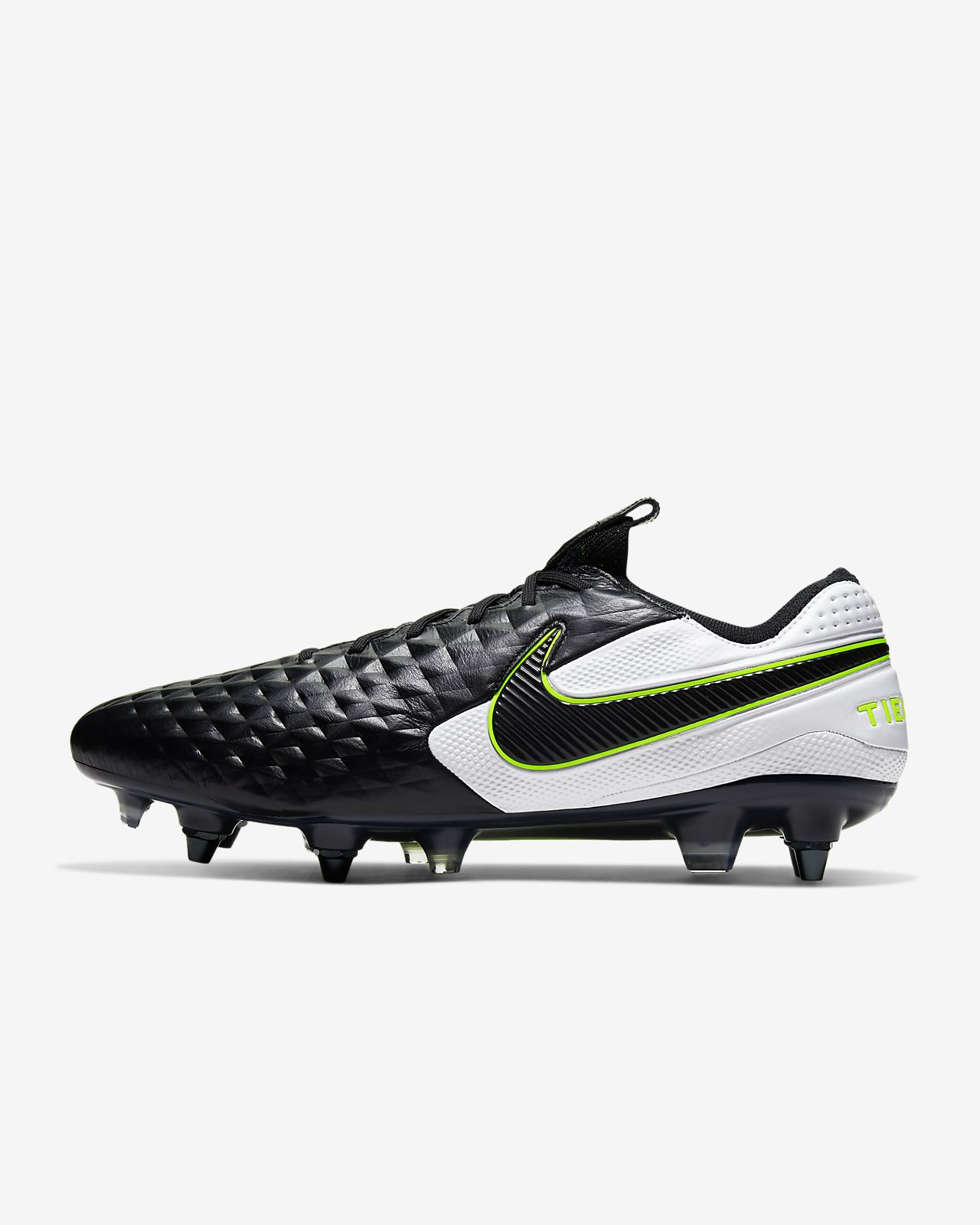 Nike Tiempo Legend 8 Elite SG-PRO Anti-Clog Traction Soft-Ground Soccer Cleat