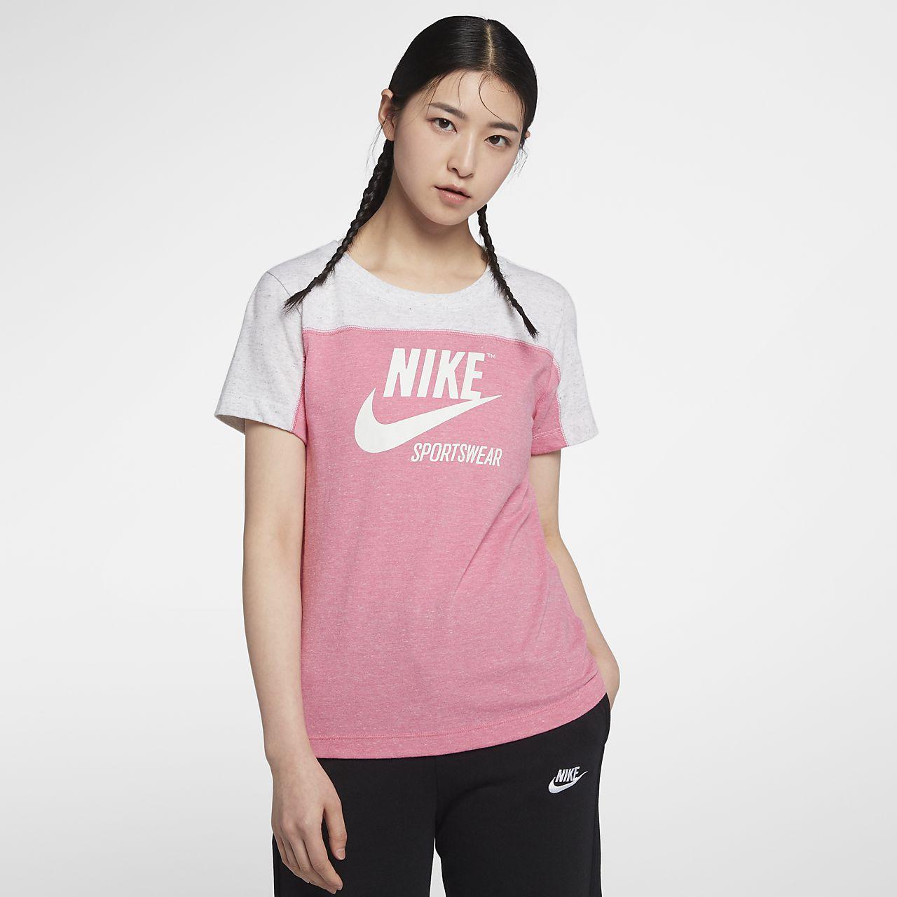 Nike Sportswear Vintage 女子短袖上衣