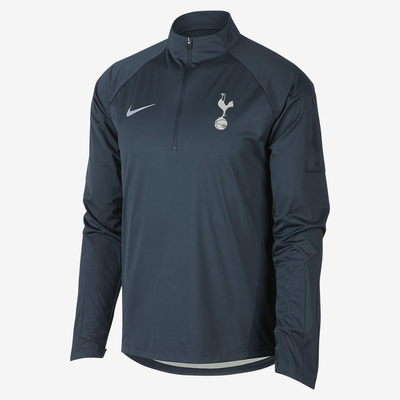 d4f02a9a9 Nike Shield Tottenham Hotspur Squad Men's Football Drill Top. Nike ...