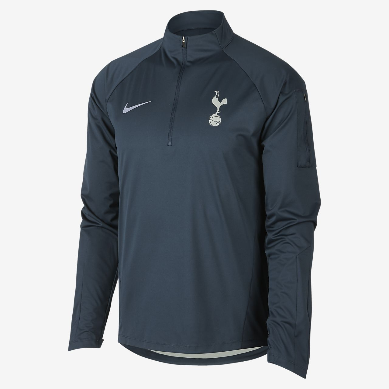 f735581835e0 Nike Shield Tottenham Hotspur Squad Men s Football Drill Top. Nike ...