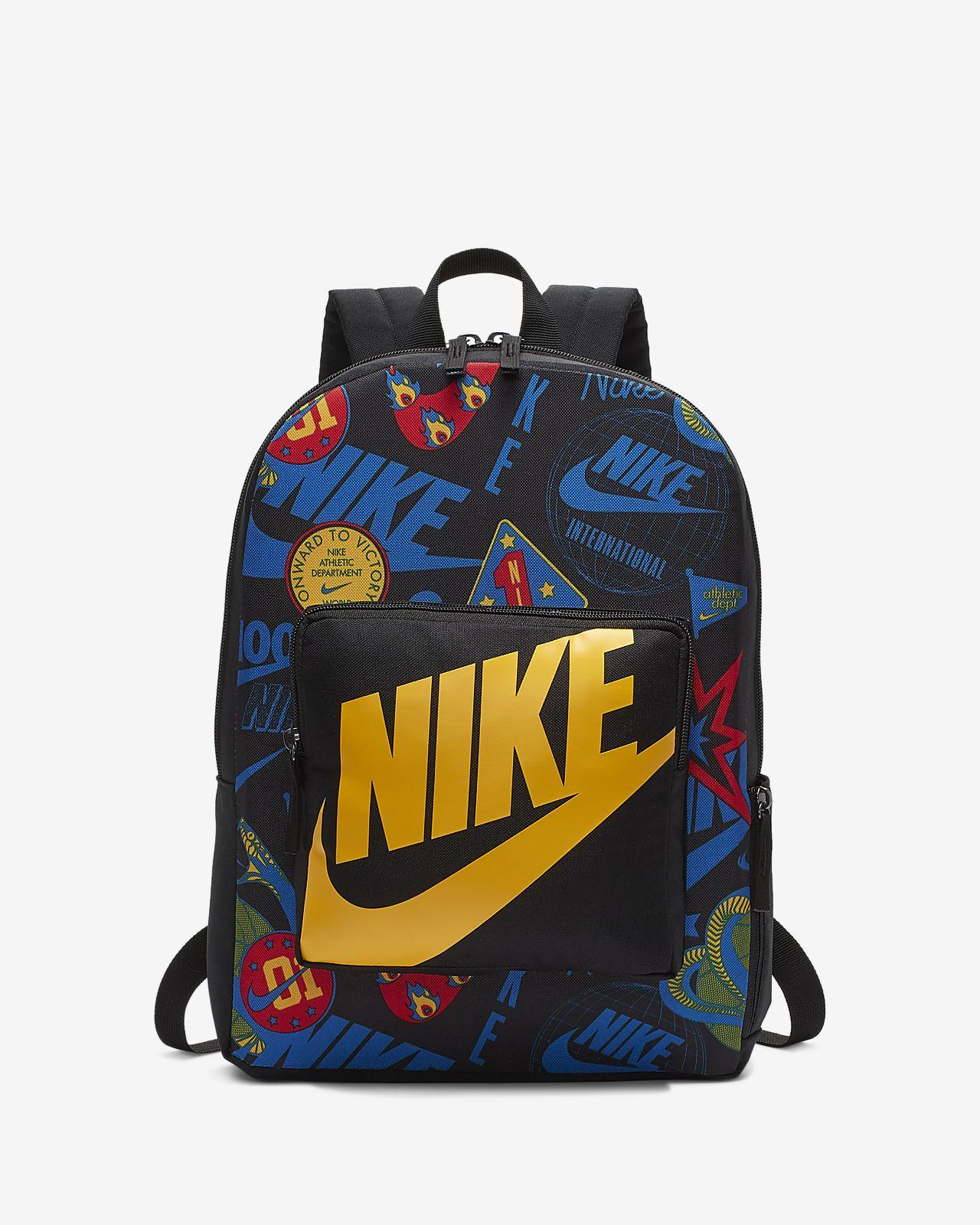 Mochila estampada Nike Classic para criança