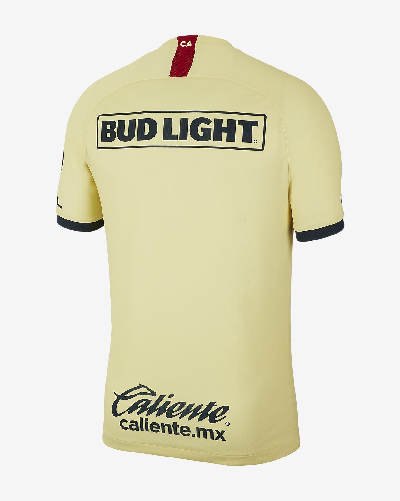 new styles 2575b 8d4e1 Camiseta de fútbol de local para hombre Stadium del Club América 2019/20