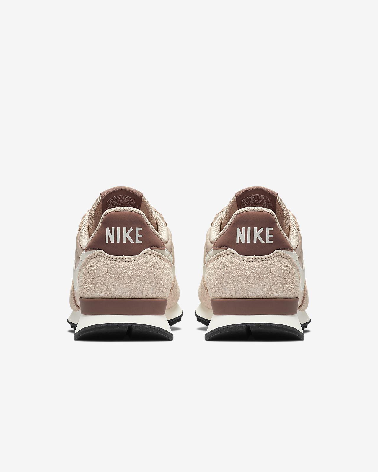 Nike Internationalist Sneakers BlackBright CrimsonDeep