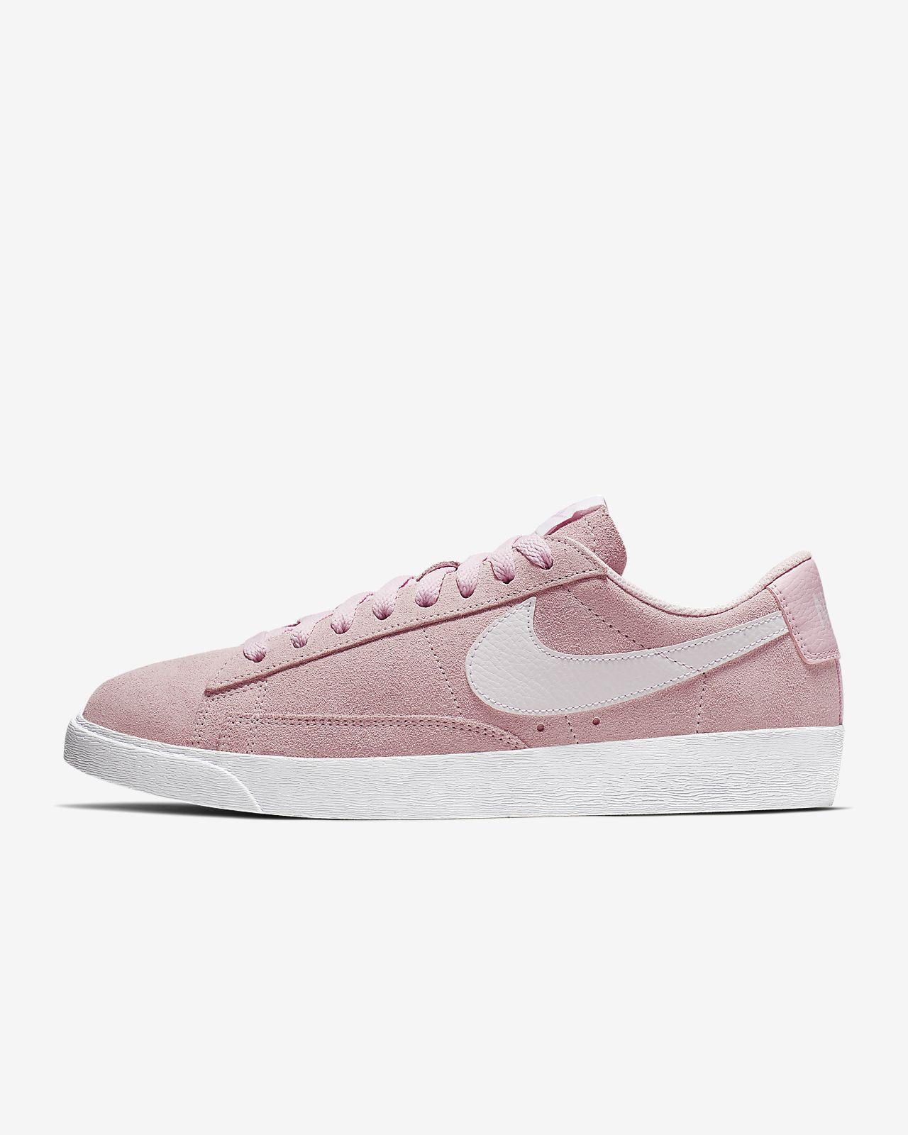 quality design 55493 d9e75 Nike Blazer Low Suede