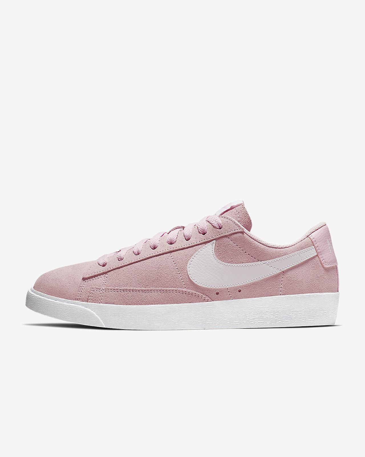 100% authentic d9eb2 acfc0 ... Nike Blazer Low Suede Women s Shoe