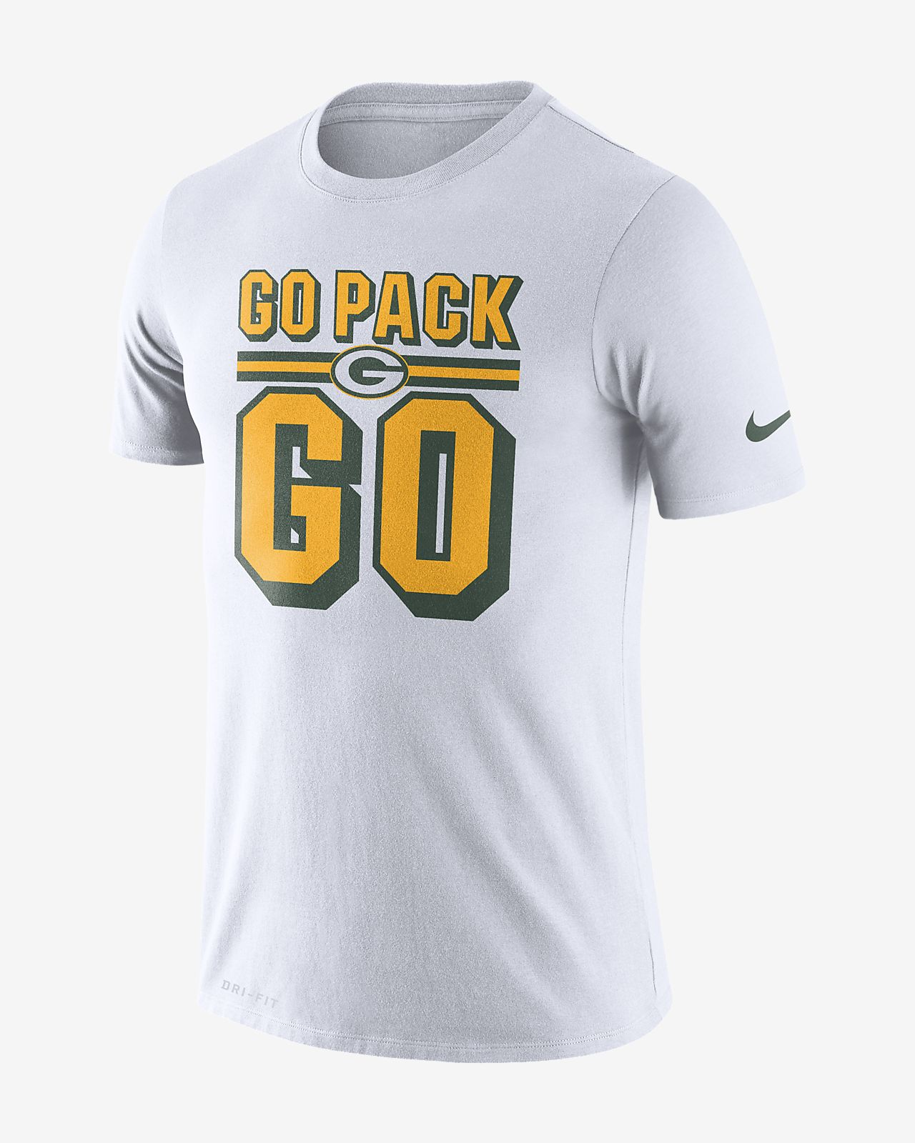 Nike Dri-FIT Local (NFL Packers) Men's T-Shirt