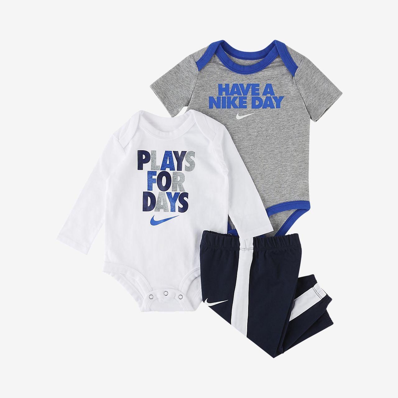 Nike Sportswear Nike Day 3-Piece 婴童套装