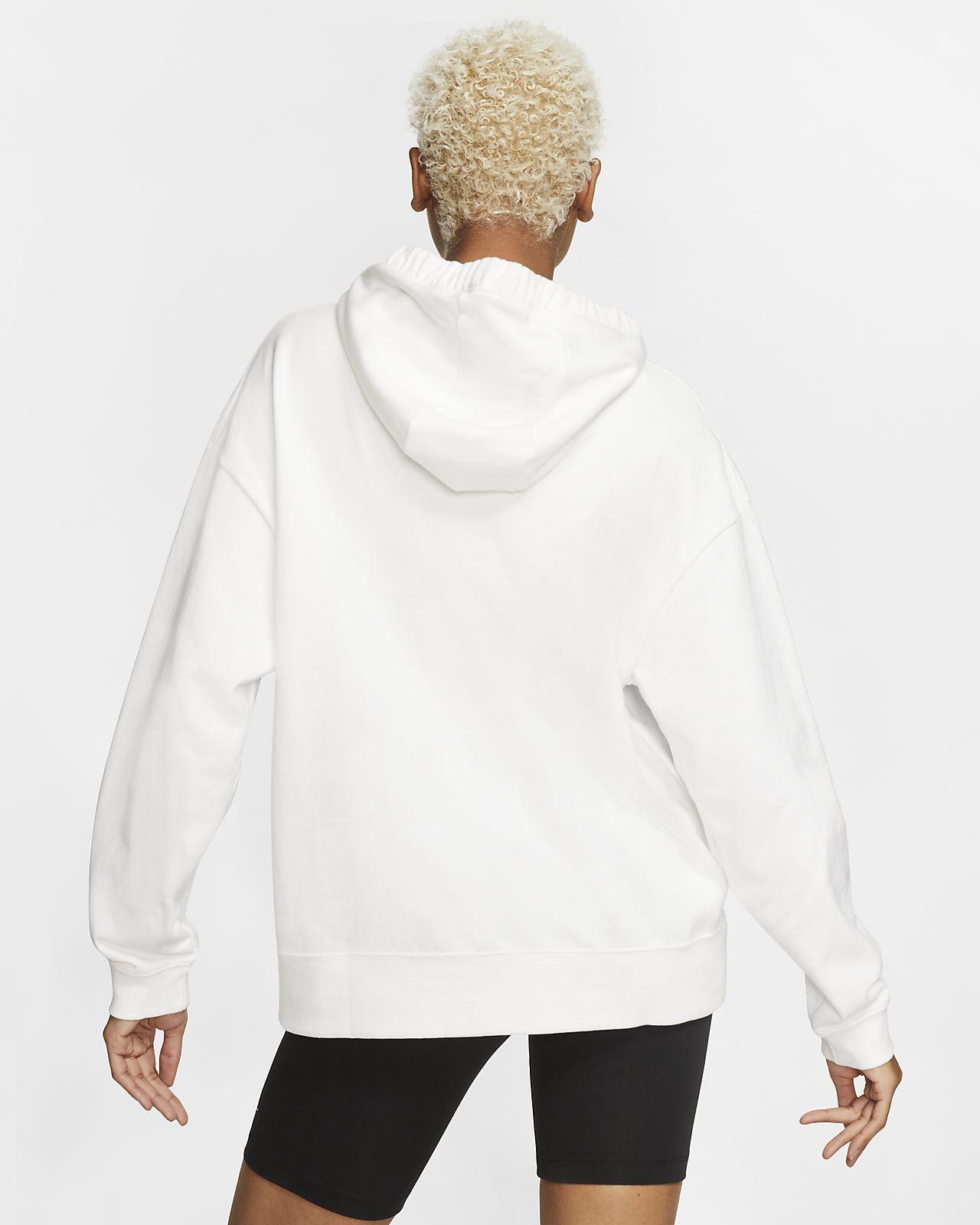 hoodie nike damen rot
