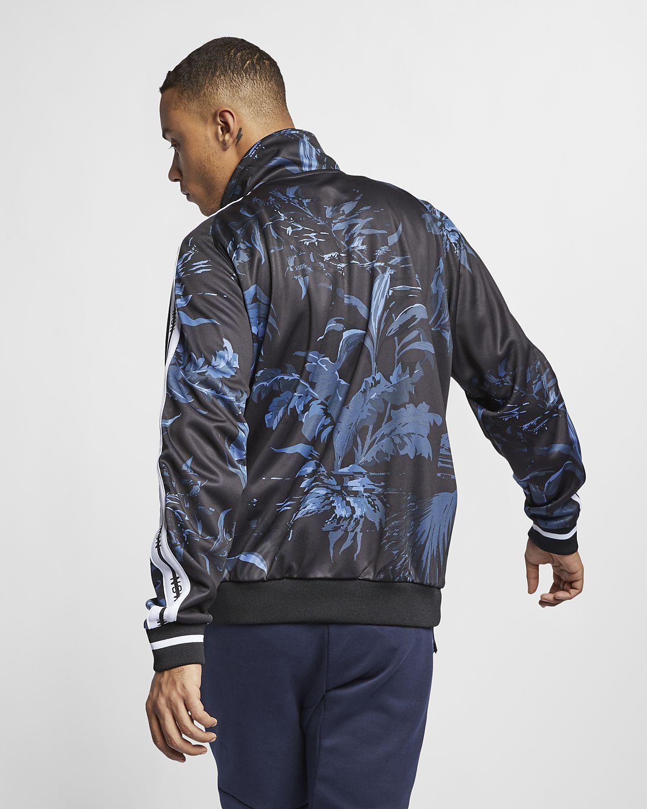 8827614c3cab1a Nike Sportswear NSW Men s Printed Track Jacket. Nike.com ID