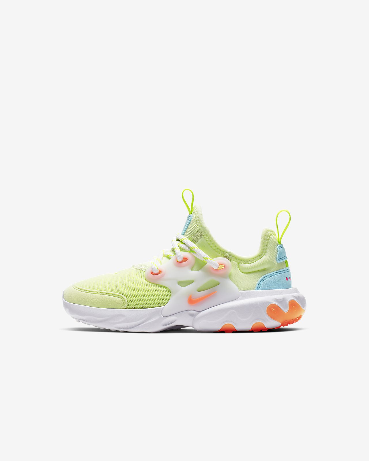 big sale a7e38 3ee20 ... Nike React Presto Little Kids  Shoe