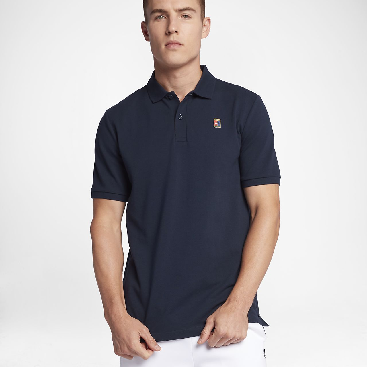 NikeCourt Heritage Men's Tennis Polo