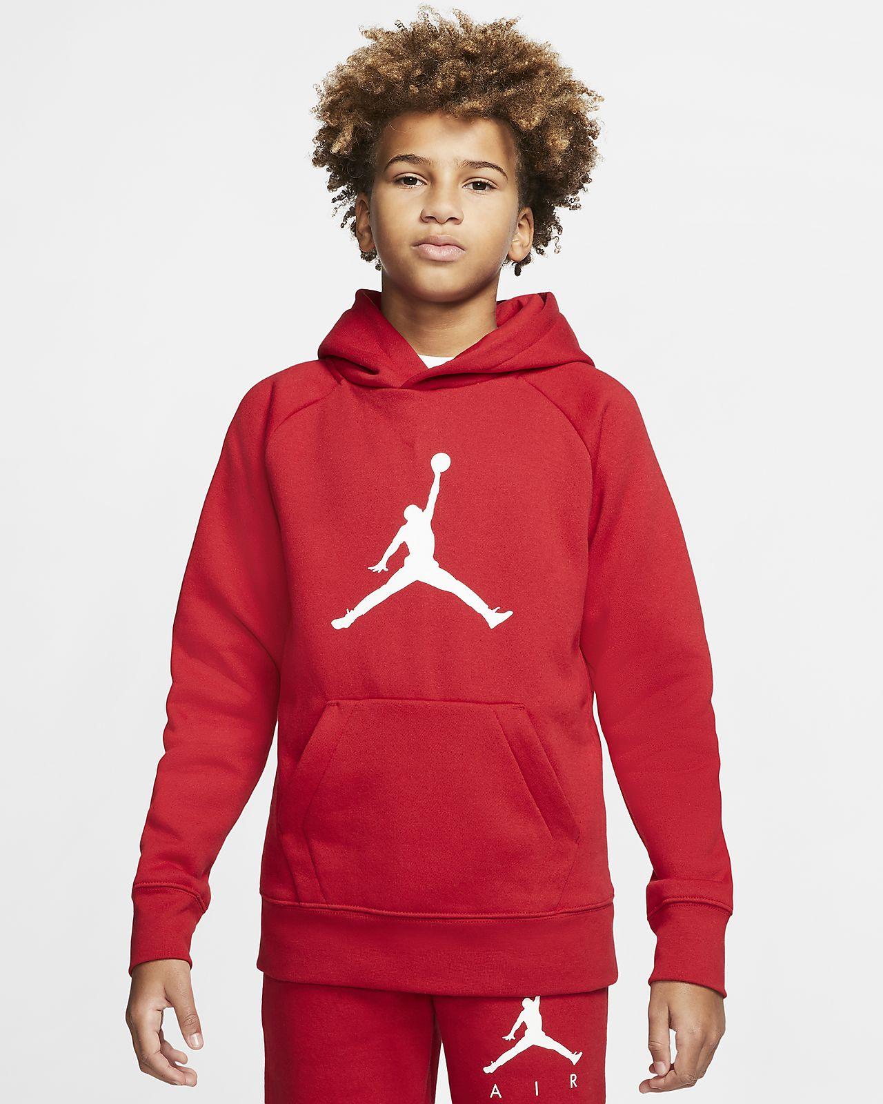 Jordan Kids'Boys'Hoodie Jumpman Jordan Kids'Boys'Hoodie Big Jordan Jumpman Big rWdBoCxe