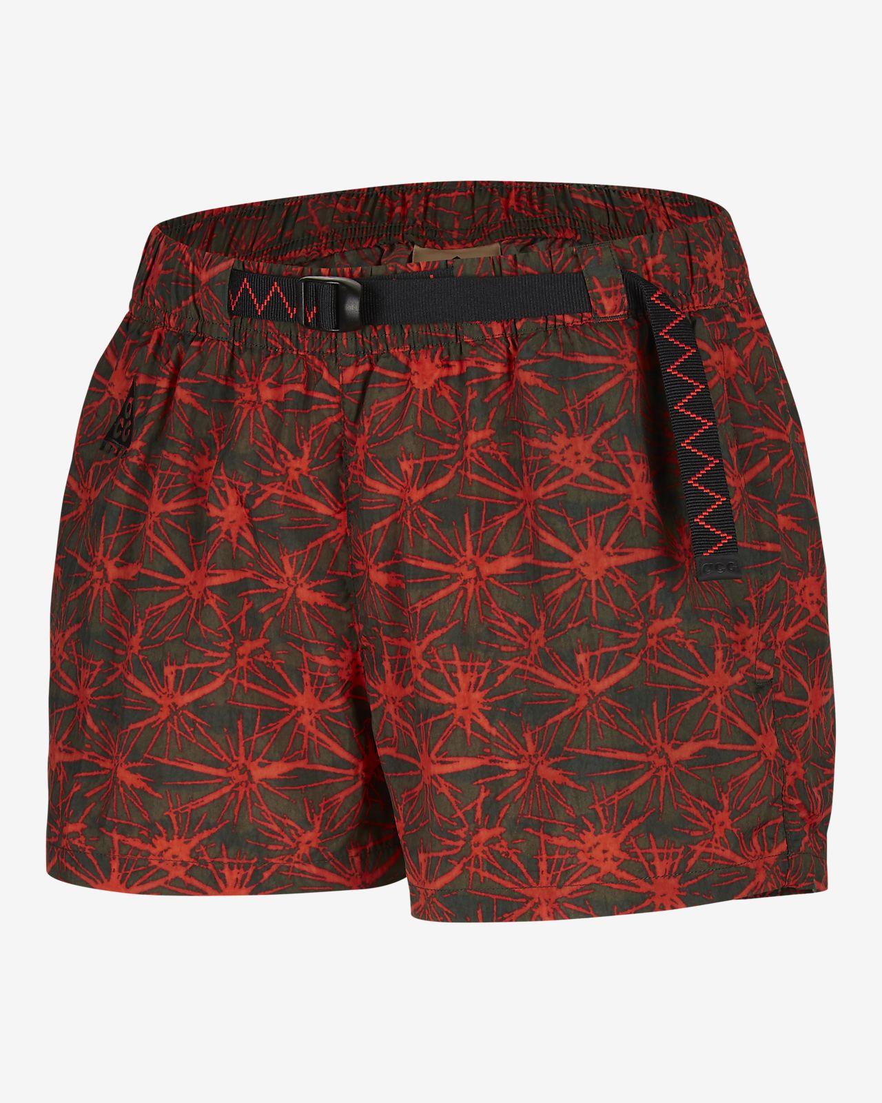 Nike ACG 梭織滿版印花短褲