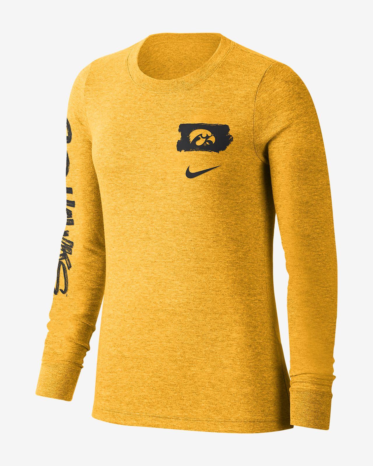 Nike College (Iowa) Women's Long-Sleeve T-Shirt