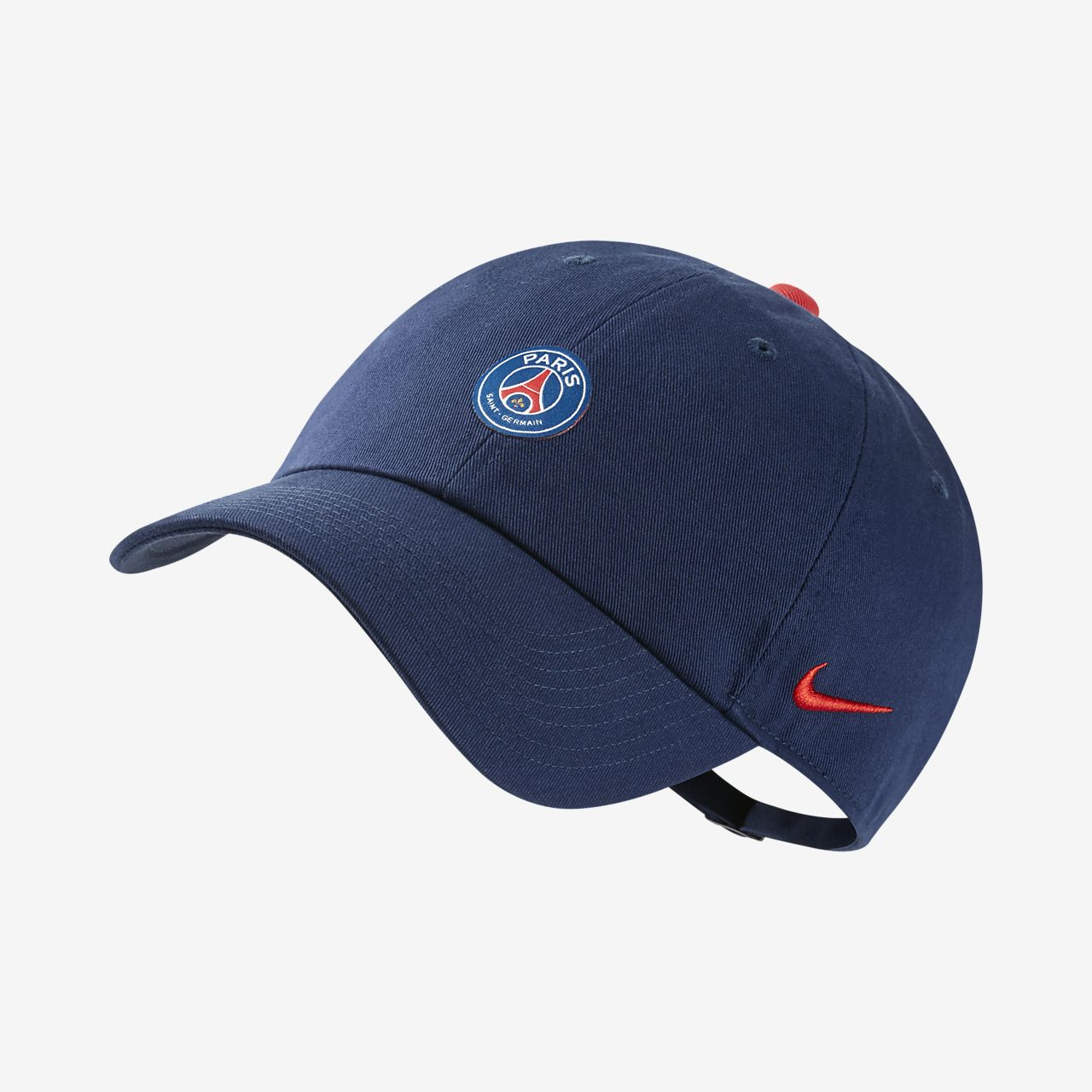 5e219554c88ef Gorro ajustable Paris Saint-Germain Heritage 86. Nike.com MX