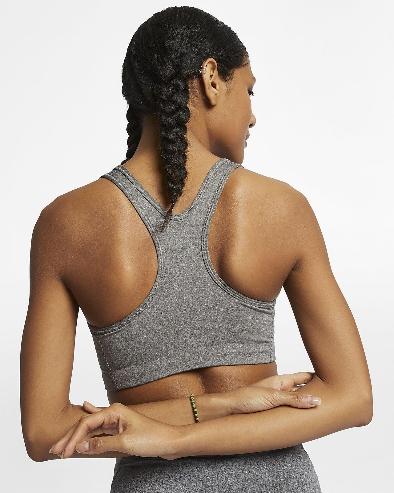 6456640ae79bd Nike Women s Swoosh Medium Support Sports Bra. Nike.com