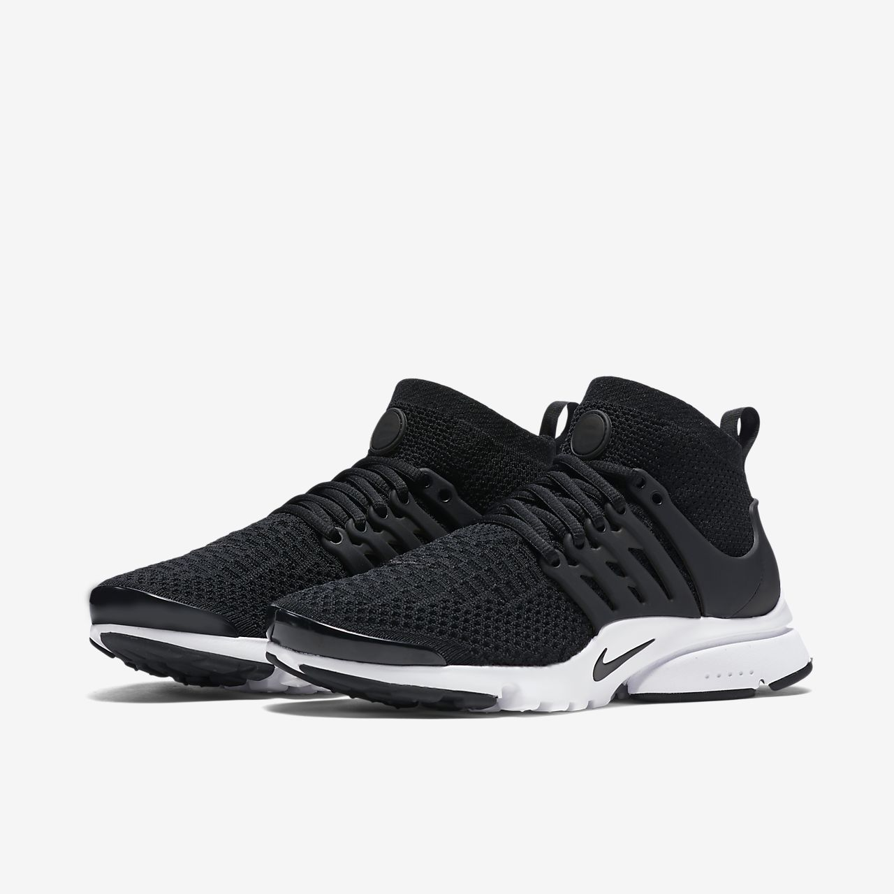 Presto Fly W Lo Sneaker chaussures noir noirNike rppifaq