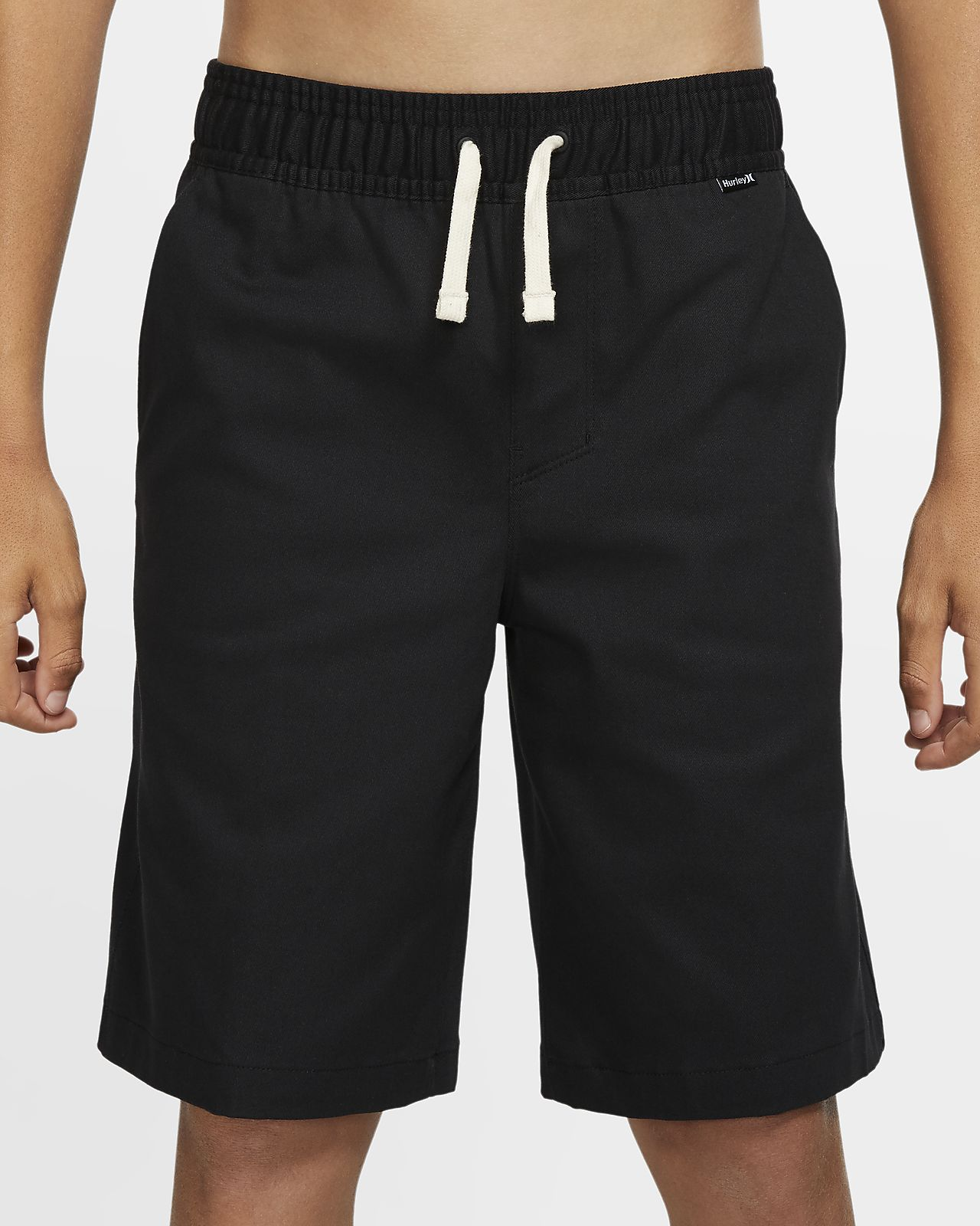 Hurley One And Only Stretch chino-walkshorts til gutt (44,5 cm)