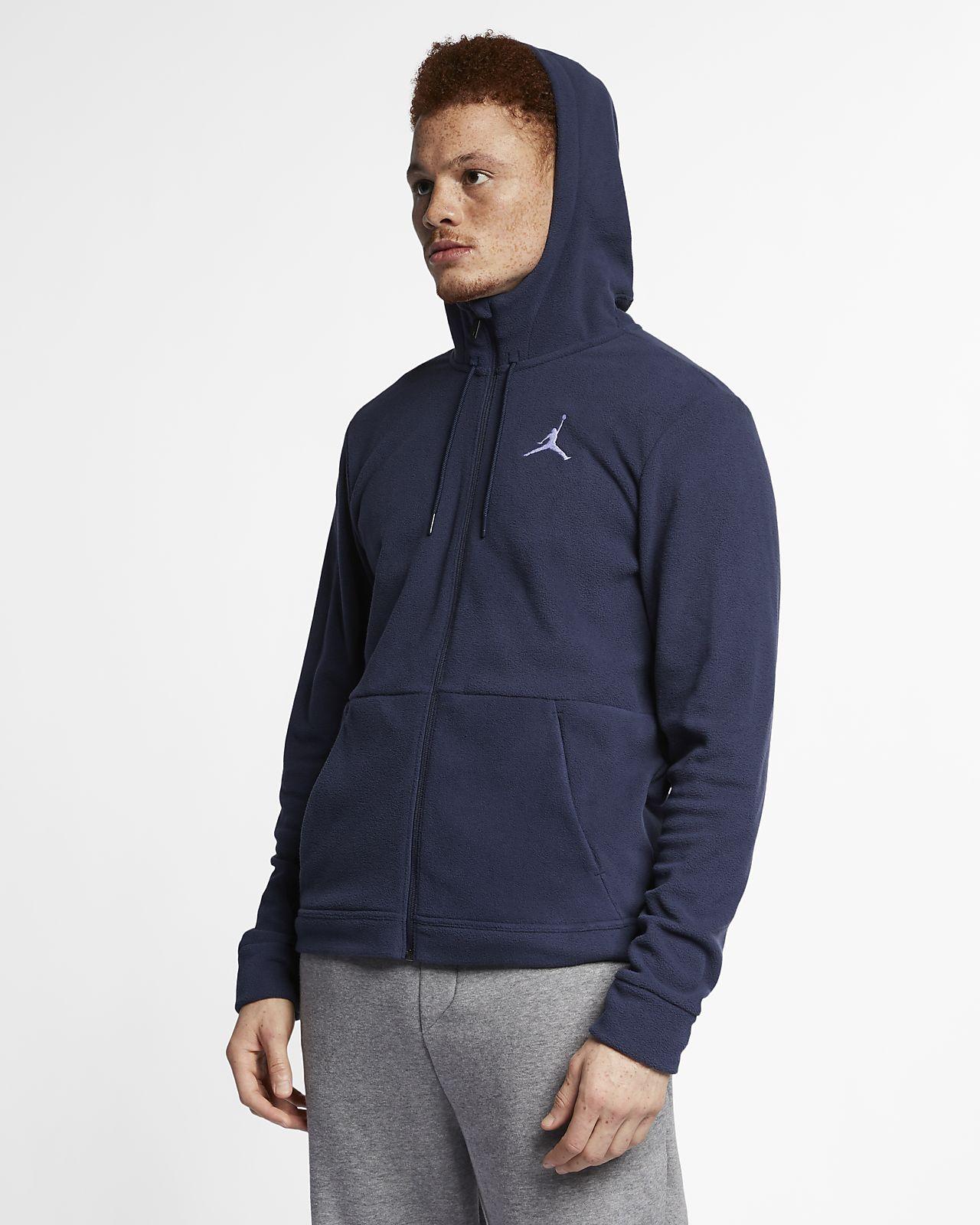7cb507cc24db Jordan Therma 23 Alpha Men s Full-Zip Training Hoodie. Nike.com DK
