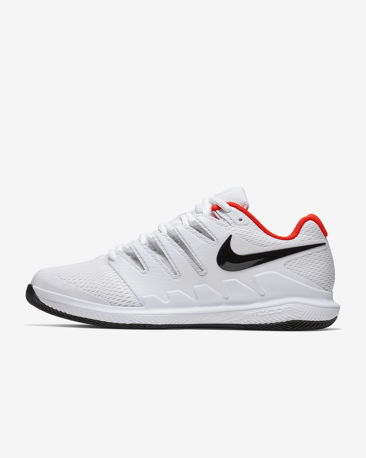 NikeCourt Air Zoom Vapor X Sabatilles per a pista ràpida de tennis - Home